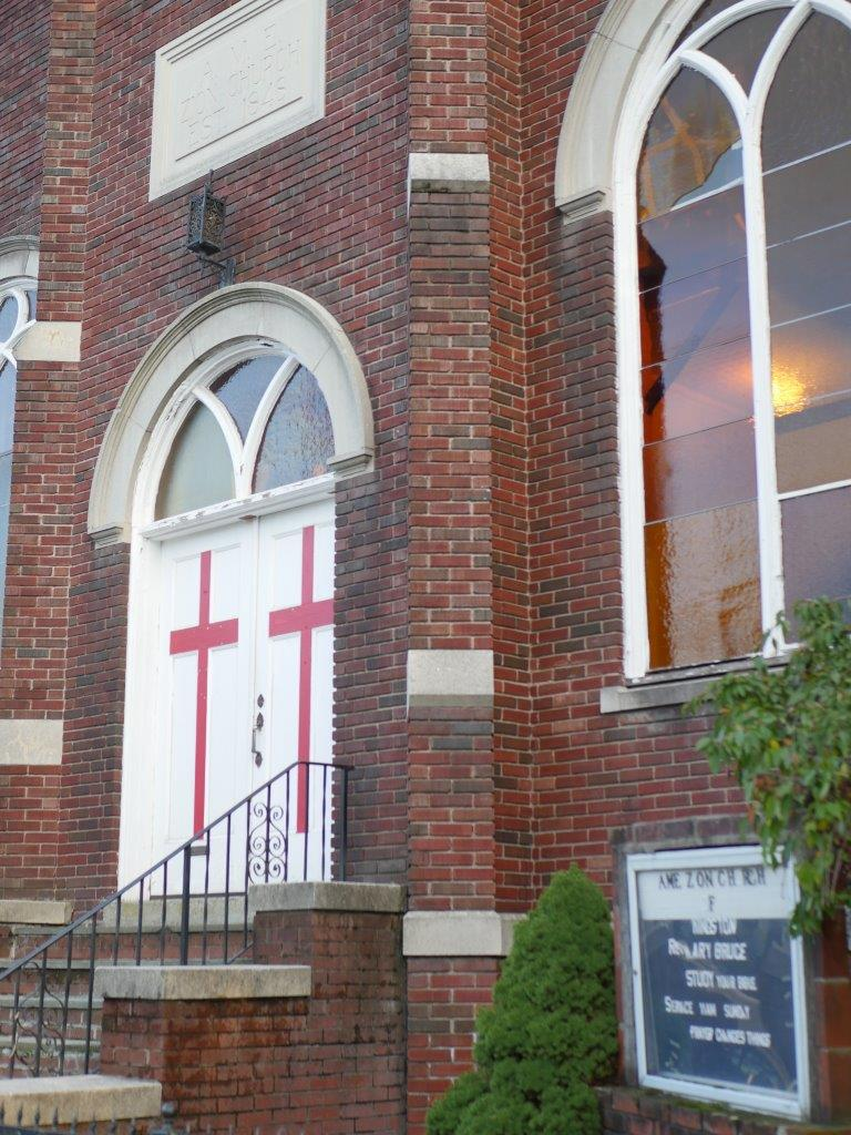 The AME Zion Church at 26 Franklin Street, Kingston, will be the new home of the Ulster County Warming Center, which will be open from 6pm Wednesday through 6pm Friday.