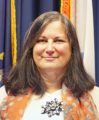 Acting Ulster County Executive, Adele B. Reiter