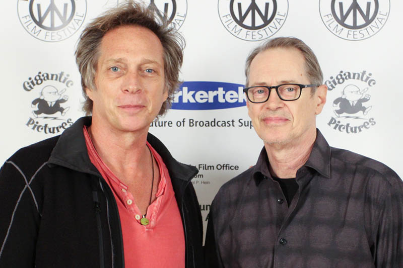 William Fichtner - Steve Buscemi