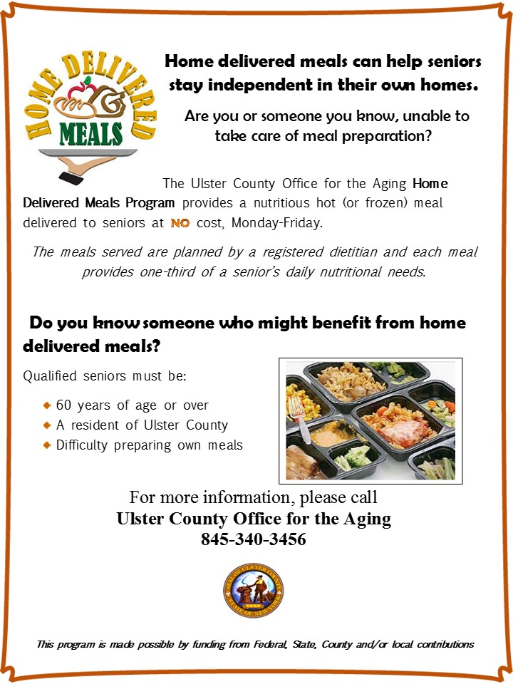 Office For The Aging Ulster County