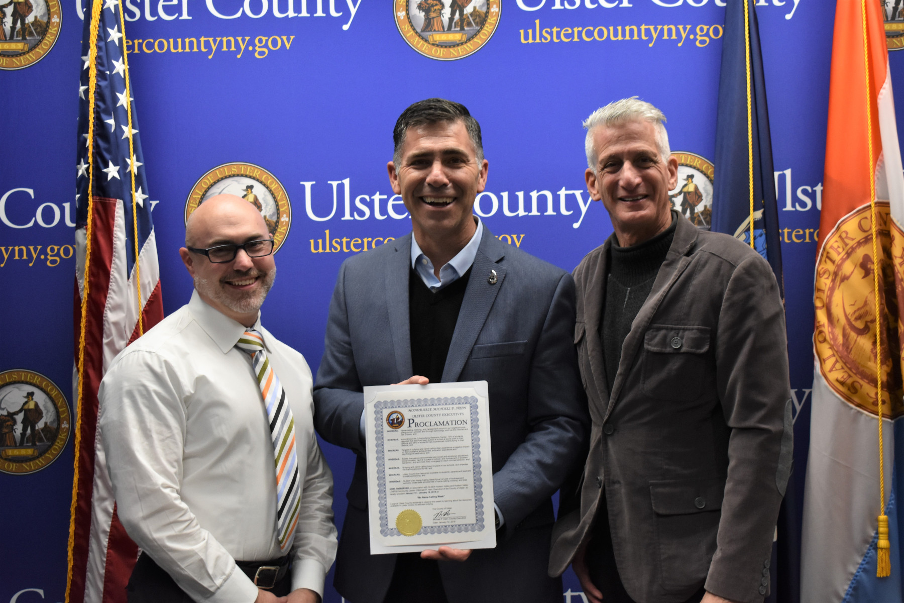 ulster county government