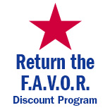 Ulster County's Return the F.A.V.O.R Program