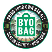 Ulster County's Bring Your Own Bag