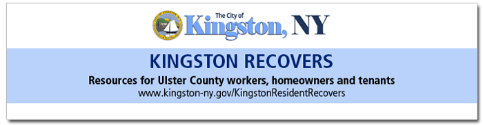 Kingston Recovers - Residents